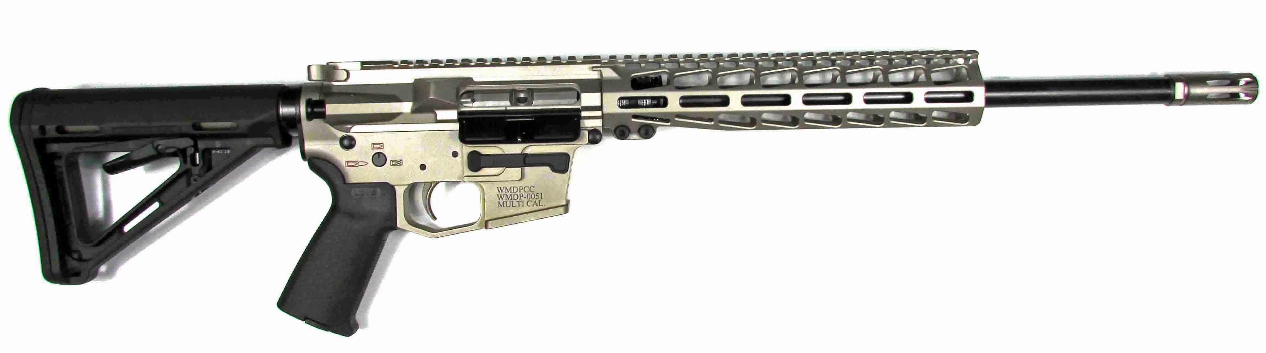 9mm Rifles
